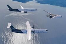 Airbus quer iniciar venda de aeronaves comerciais movidas a hidrogênio em 2035