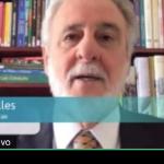 Carlos Melles, presidente do Sebrae Nacional