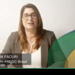 Fatima Facuri, presidente da Abeoc