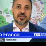 Fausto Franco, secretário de Turismo da Bahia