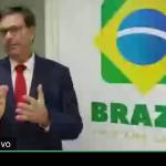 Gilson Machado Neto, diretor-presidente da Embratur