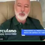 Herculano Passo, presidente da frente parlamentar mista do Turismo