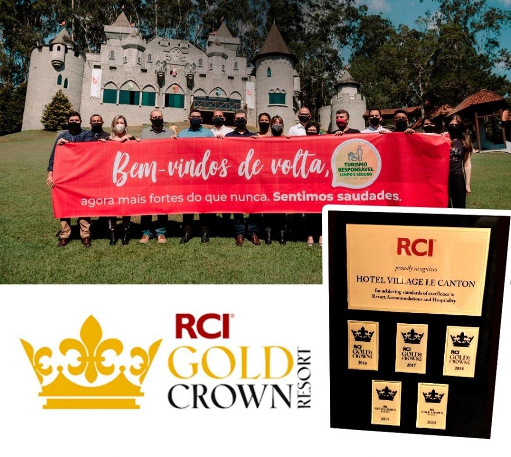 Le Canton premio RCI