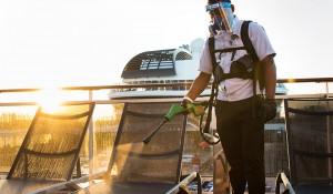 MSC lança vídeo e fotos dos procedimentos adotados em seus cruzeiros; confira