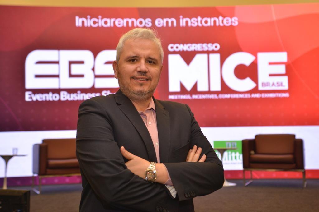 Marcello Baranowsky, CEO do Grupo EventoFacil