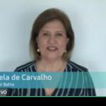 Maria Angela de Carvalho, presidente da Abav-BA