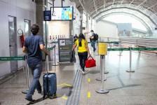 Aeroportos adotam câmeras térmicas como aliadas no combate ao coronavírus