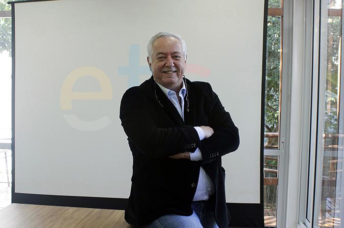 Michael Barkoczy anunciou o lançamento da ETS