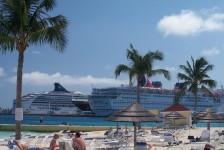 Porto de Cruzeiros de Nassau recebe certificado 'Safe Travels'