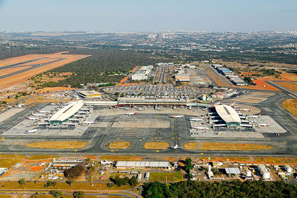 aeroporto brasília inframérica