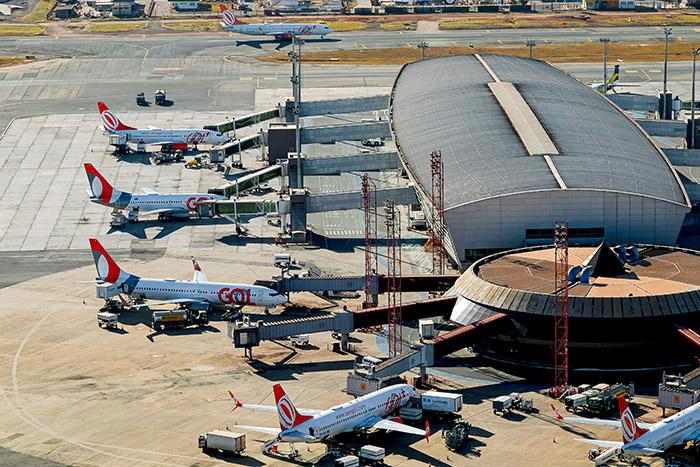 brasilia aeroporto