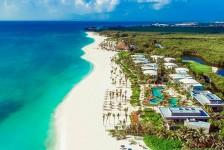 Caribe mexicano tem a melhor taxa de ocupação hoteleira dos últimos 17 meses