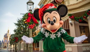 Disney 'reinventa' período de festas de Natal e Ano Novo em Orlando