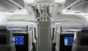 Azul adota sistema capaz de higienizar aeronaves em menos de 10 minutos