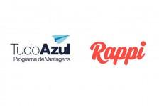 TudoAzul e Rappi fecham parceria para acúmulo de pontos