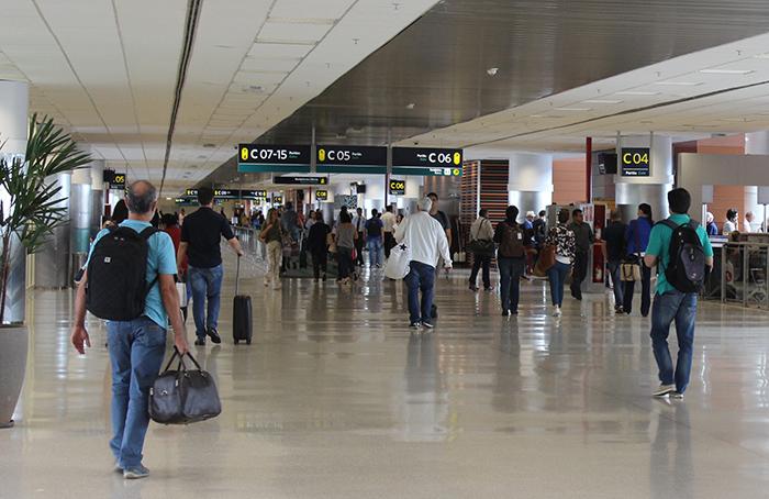 movimento aeroporto viracopos campinas