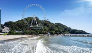 Balneário Camboriú inaugura maior roda gigante estaiada da América Latina este ano