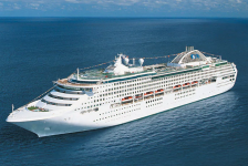 Princess Cruises vende Sun Princess e Sea Princess