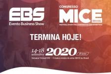 18ª Feira EBS e 5° Congresso Mice Brasil terminam nesta sexta (18)