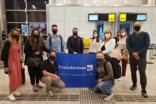 Copa e Orinter embarcam agentes para Cancún em primeira famtrip de 2020