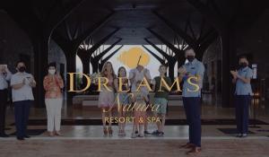Dreams Natura Resort & Spa reabre no Caribe Mexicano