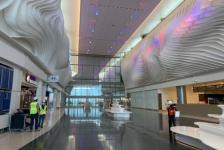 Delta inicia operações no novo aeroporto de Salt Lake City