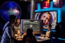 Complexo de Visitantes da Nasa oferece atração interativa sobre Marte