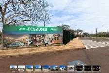 Ecomuseu de Itaipu ganha tour virtual em 360°