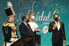 Abertura do Natal Luz recebe madrinha e orquesta sinfônica de Gramado