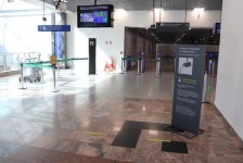 Aeroporto de Porto Alegre ganha câmera térmica de medição de temperatura