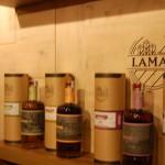 Destilados especiais e premiados no exterior
