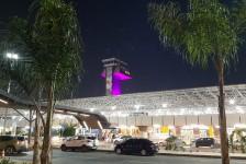 Aeroporto de Brasília adere ao outubro rosa