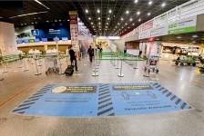 Aeroporto de Brasília espera mais de 127 mil passageiros no feriadão