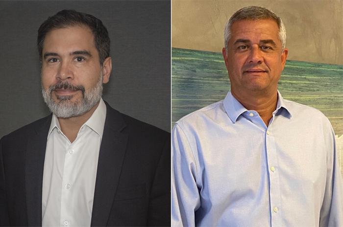 Flavio Marques e Leonardo Mignani são responsáveis pela área Comercial das unidades B2B da CVC Corp