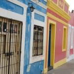 Ladeiras de Olinda e suas casas coloridas e preservadas