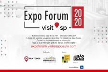 Expo Forum Visit SP terá entretenimento, conteúdo e pacotes promocionais