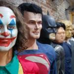 Mais de 600 personalidades no acervo do Museu Boneos Gigantes de Olinda