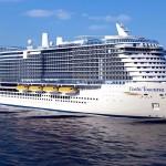 Costa Toscana será o maior e mais novo navio da temporada