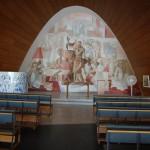 Restaurada em 2019, igreja retoma toda sua exuberância