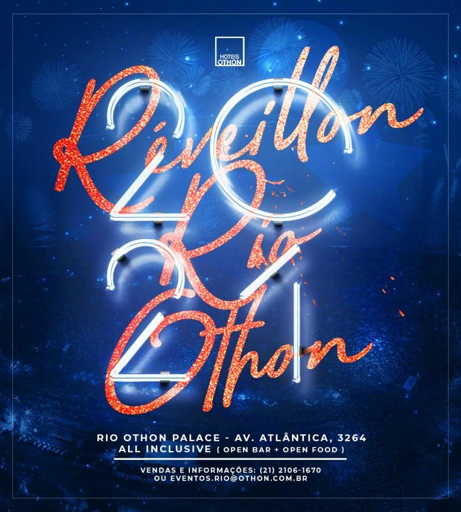 Reveillon - Rio Othon Palace 1