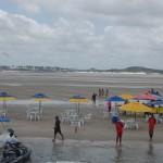 Terceiro maior banco de areia do Nordeste está em Carneiros