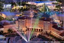 Universal Beijing Resort revela detalhes das experiências de parques e hotéis; vídeo