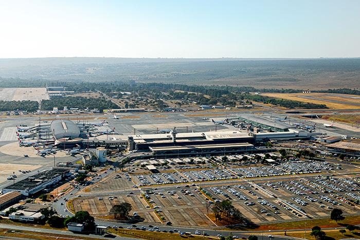 aeroporto brasilia inframerica divulgacao