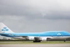 KLM aposenta frota de B747s