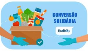 Campanha de Conversão Solidária da Bancorbrás arrecada mais de 130 cestas básicas