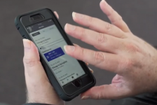 United lança nova versão de aplicativo mais acessível para deficientes visuais