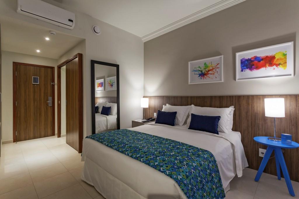 hotel quarto louvre