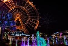 Icon Park realiza evento de Halloween durante mês de outubro