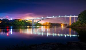 Ponte da Amizade é reaberta em Foz do Iguaçu