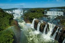 Foz do Iguaçu tem ocupação de 55% para feriadão de Finados